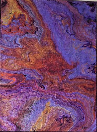 Eruption by Audrey Gowan