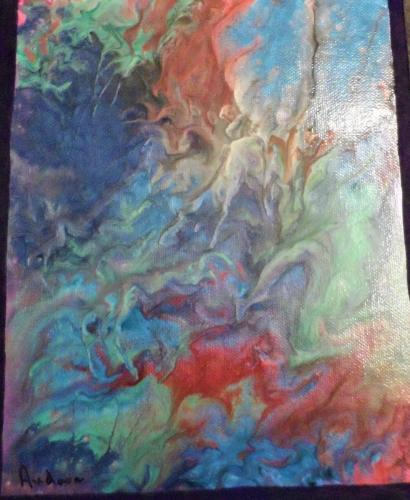 Under Water Blues by Audrey Gowan