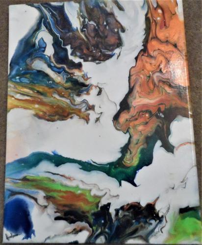 Fantasie Dragon World by Audrey Gowan