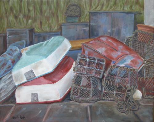 Winter Storage by Sheila Ralls